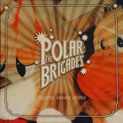 Album des Polar-Brigades : Groupe Rock Post-Punk à Toulouse